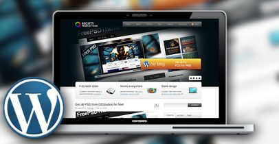 ThemeForest wordpress企业主题 - Mighty