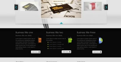 ThemeForest wordpress企业主题 - Picco