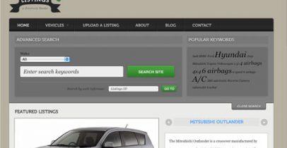 WooThemes展示类企业主题-Listings