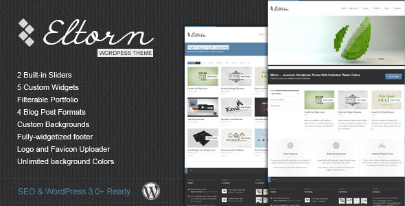Eltorn WordPress企业主题