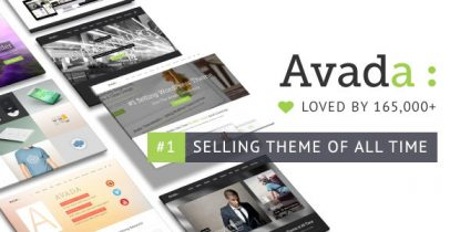 Avada v5.1.1 ThemeForest销量第一的wordpress主题
