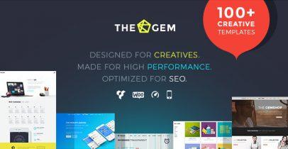 TheGem 创新多用途WordPress主题
