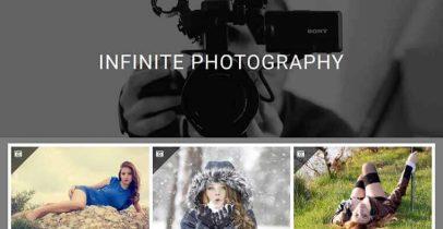 Infinite Photography 免费wordpress图片主题